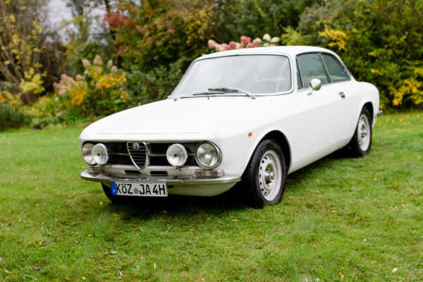 Alfa Romeo Junior 1600 GT