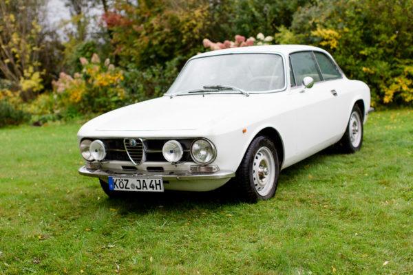 Alfa Romeo Junior 1600 GT