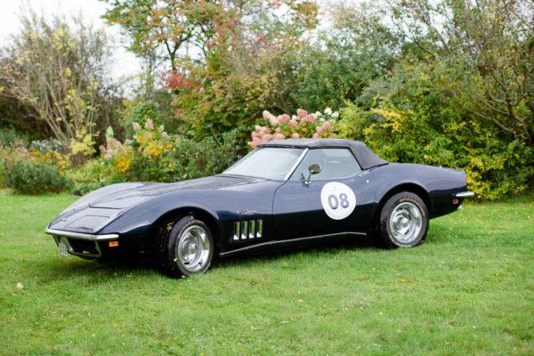 Corvette C3 Cabrio