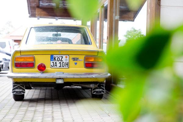 Fiat 124 Sport - Coupe Oldtimer