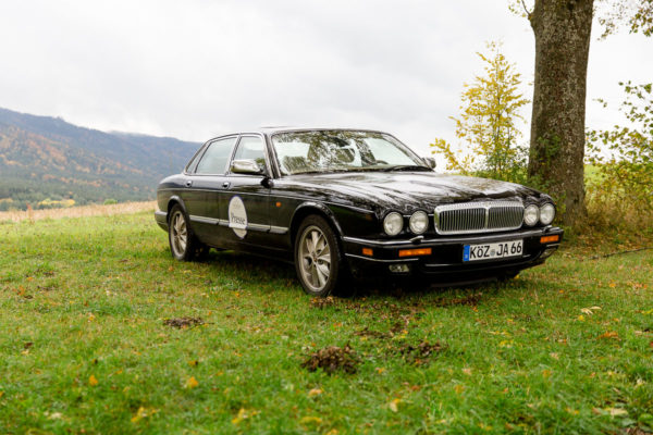 Jaguar XJ 300 Daimler Double Six (Youngtimer)