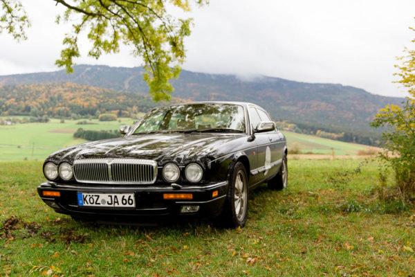Jaguar XJ 300 Daimler Double Six