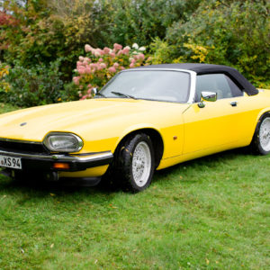 Lord George Jaguar XJS Cabrio