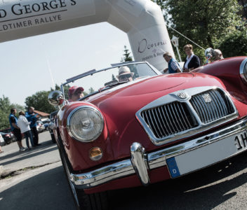 Oldtimer Rallye Lord George Rally
