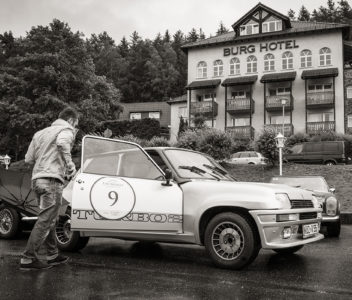 Classic Car Race Oldie Rennen Lord George Tour Lord Georg Ralley