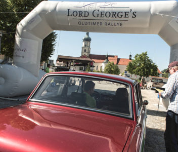 Lord George Oldtimer Rallye Impressionen 2017 lord georg ralley