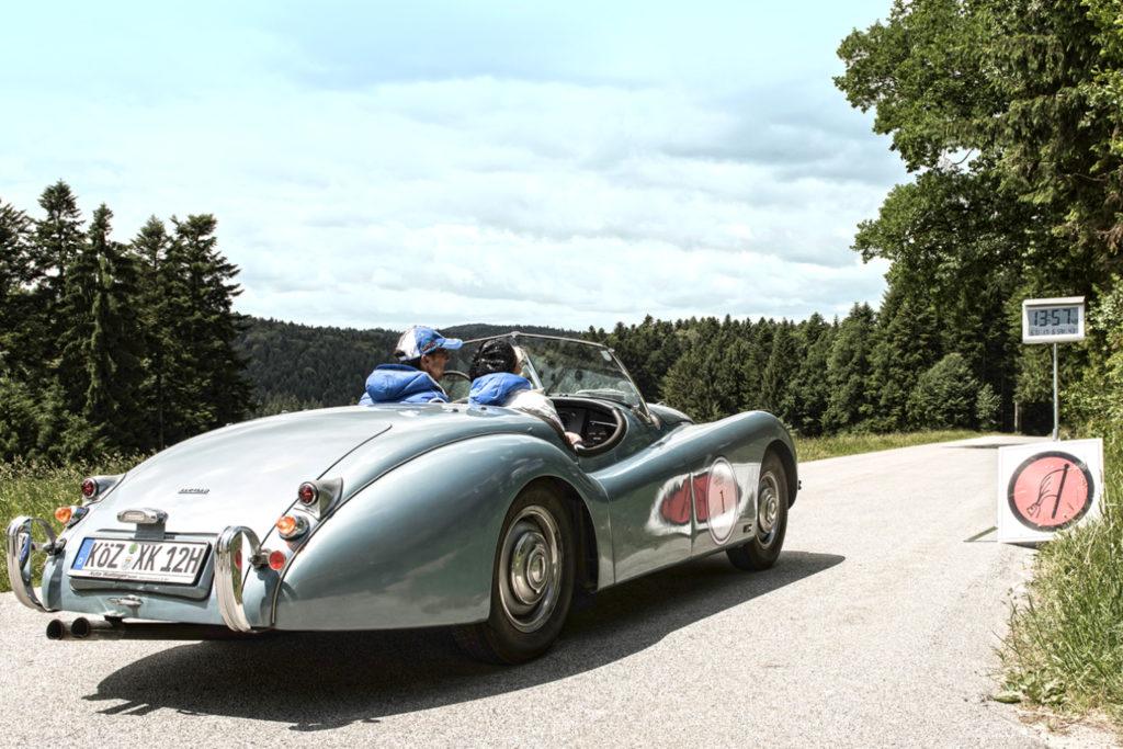 Lord George Oldtimer-Rallye