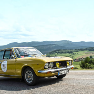 Lord George Oldtimer Fiat 124 Sport Coupé