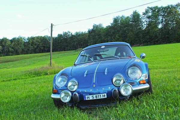Renault Alpine A110 Lord George Oldtimer Rallye