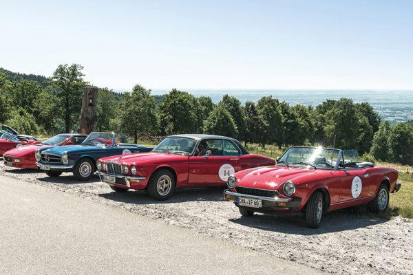 Lord George Oldtimer Rallye