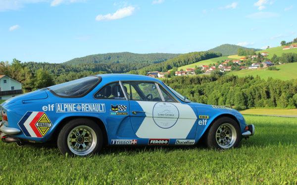 Renault Alpine A110 Baujahr 1969